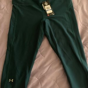 Under Armour Crop Leggings